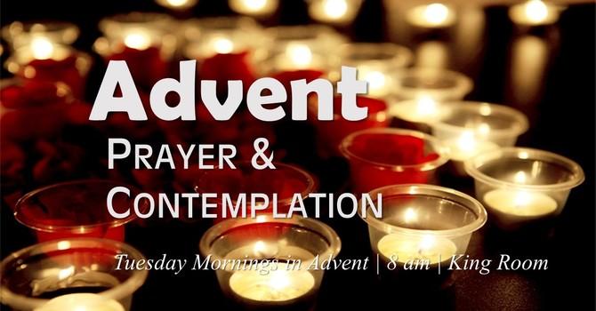Advent through Prayer and Contemplation image