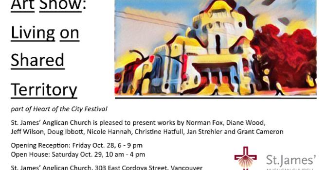 Art Show: Living on Shared Territory