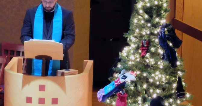 Ecumenical Advent Carol Service in West Vancouver image
