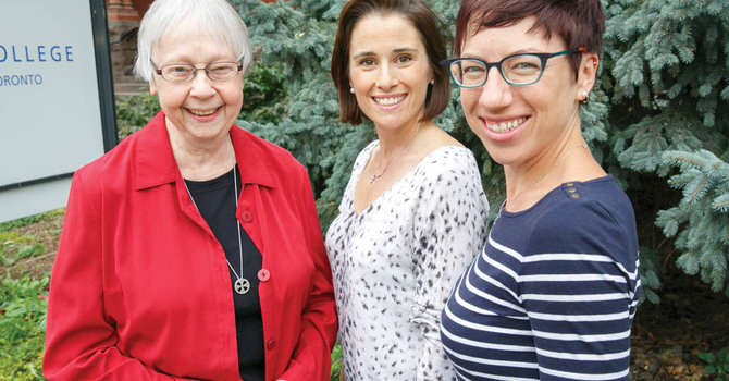Women Invited to Spend Year in 'God's Rhythm' image