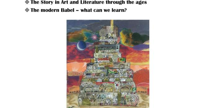 Investigating the Tower of Babel image