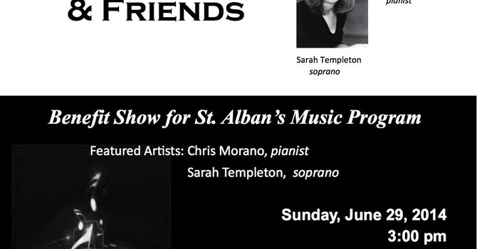 Benefit Concert at St Alban's Richmond  image