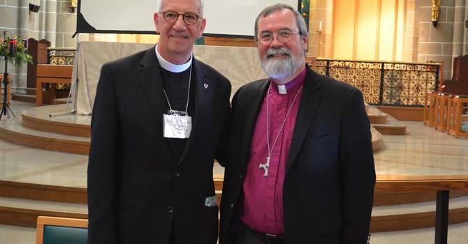 Diocese of BC Elect 13th Bishop. image