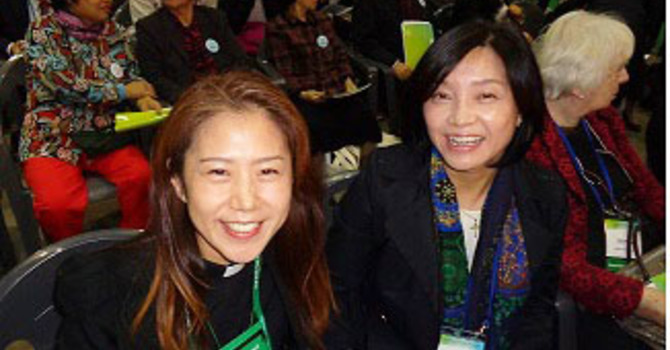 Report from the WCC Assembly in Busan image