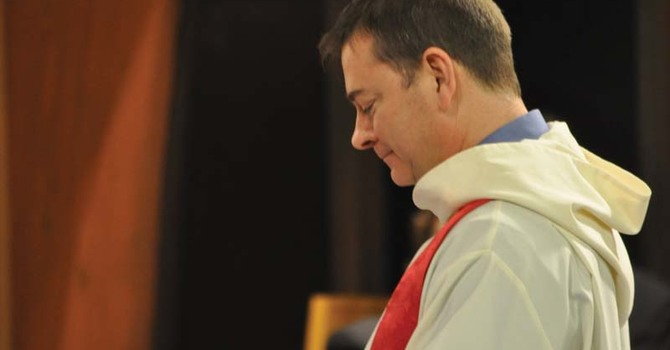 St. Christopher's Welcomes New Rector image
