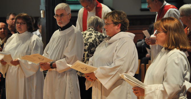 Ordinations, June 24th, 2012 - updated! image
