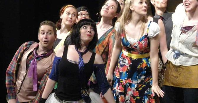 Godspell Delights Pentecost Weekend Audiences image