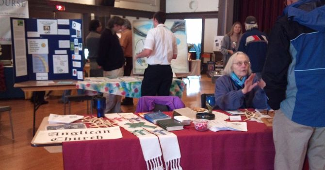 Interfaith Fair in Powell River image