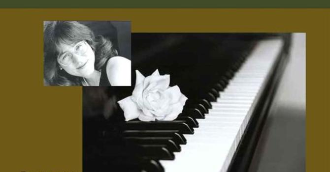 Piano Recital at St. Hilda's, Sechelt