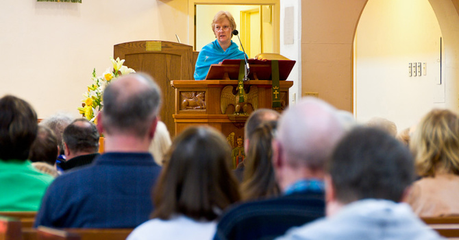 Anglican Church of Canada Worship Returns to St. John's Shaughnessy image