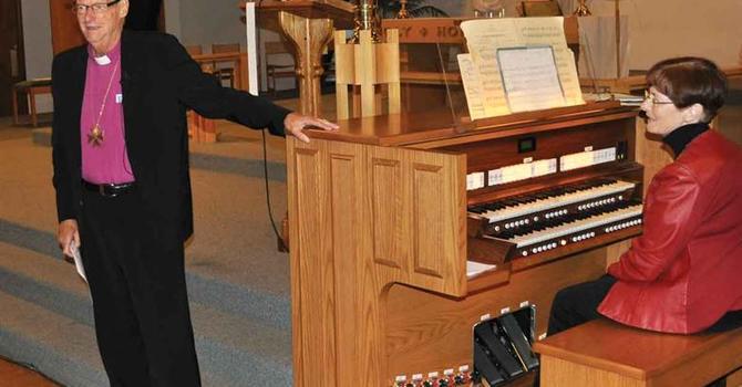 Bishop Jim Cruickshank Returns to Prince George, BC image
