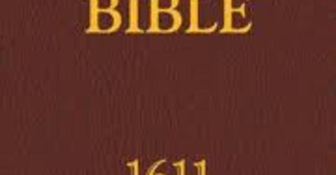 King James Bible 400th at UBC image