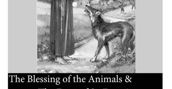 Animal Blessings for the Feast of St. Francis image