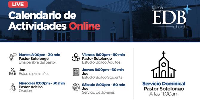 Calendario - Servicios Online Click Here
