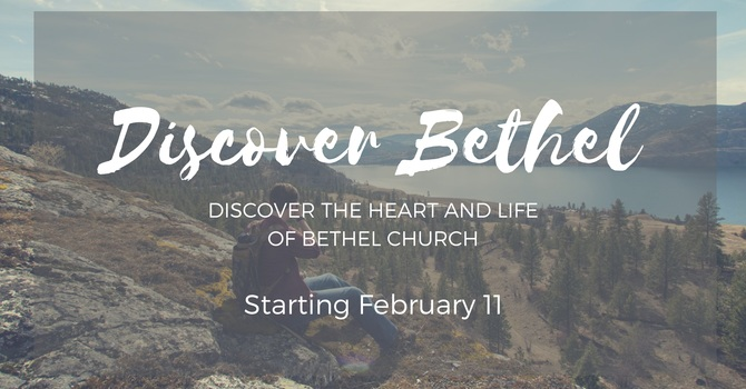 Discover Bethel Course image