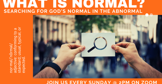 Teaching Series: What is Normal?