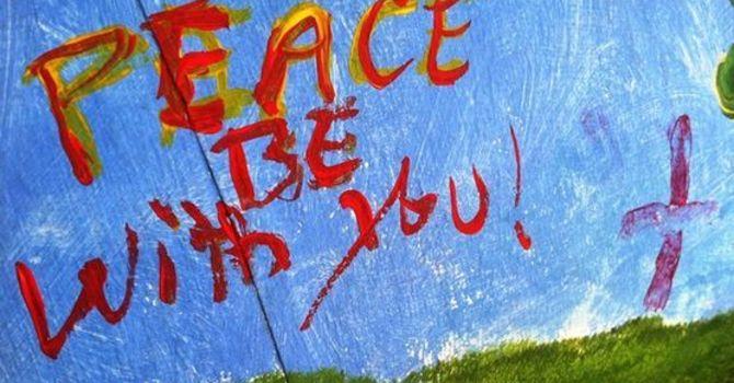 Share the Peace! image