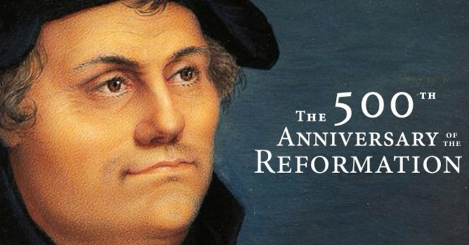 Martin Luther Remembered