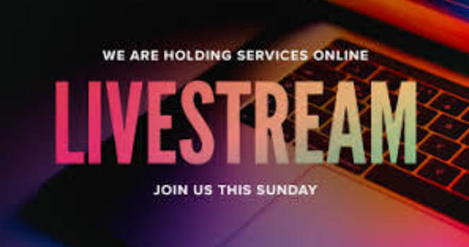 Sunday Worship Service -