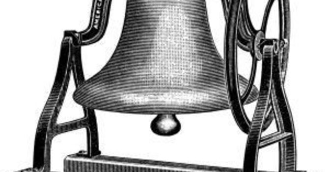 Ringing of the bell image