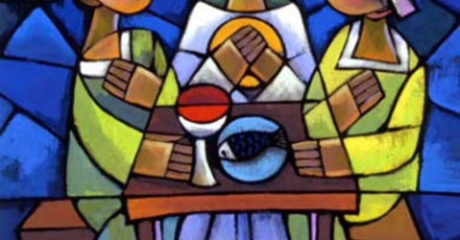 A Healing Eucharist image