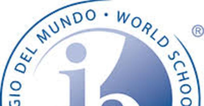 International Baccalaureate Rubric - MYP