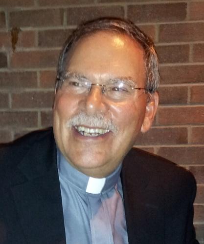 The Rev'd Dr. Bob Mummery