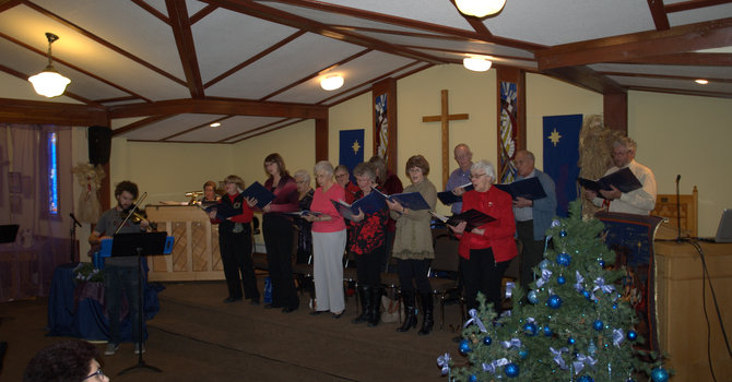 Christmas Concert... Songs, Carols and Poems image