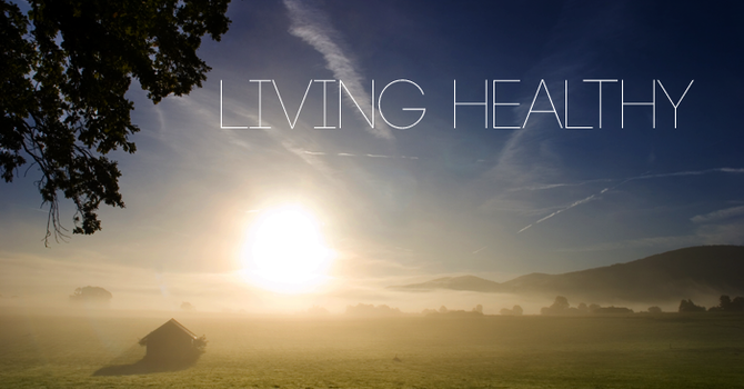 Living Healthy image