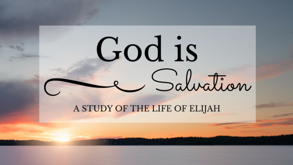 God is Salvation
