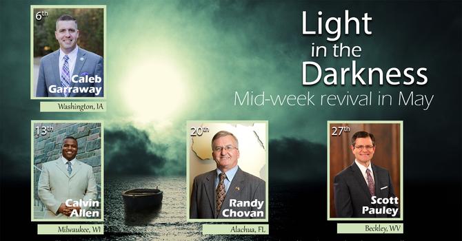 Mid-week Revival in May