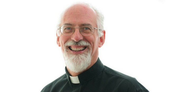Introducing the Rev. Harold Munn, Priest-in-Charge Nov-May image