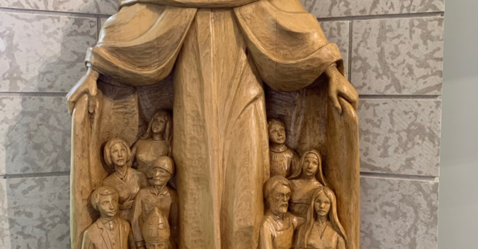 Catholic Bishops Consecrate Canada  to Mary, Mother of the Church - Friday, May 1, 2020 image