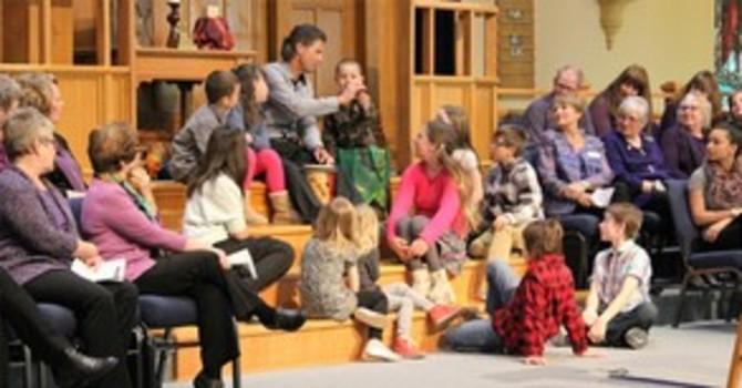 Sunday Morning Children's Time