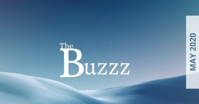 The Buzzz - May Edition Online!