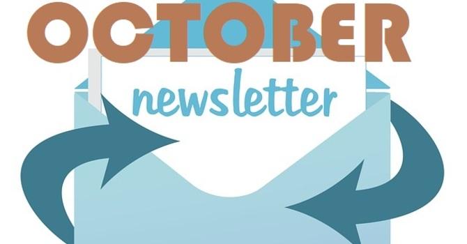October Parish Newsletter image