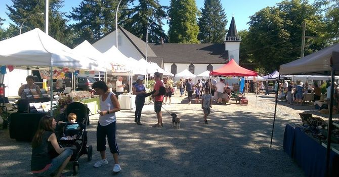 Fort Langley Village Farmers' Market image