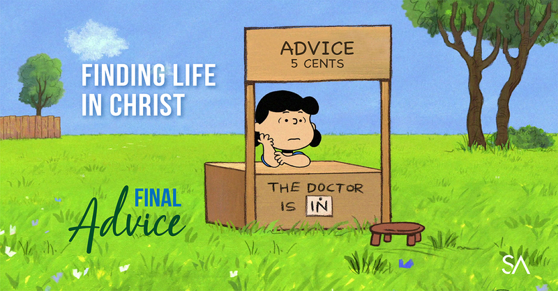 Easter 3: Finding Life in Christ