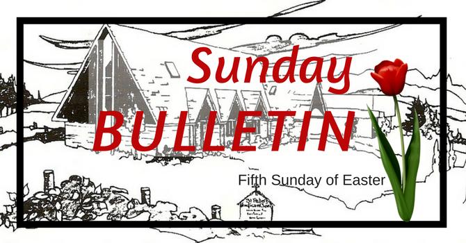 Bulletin - April 29, 2018 image
