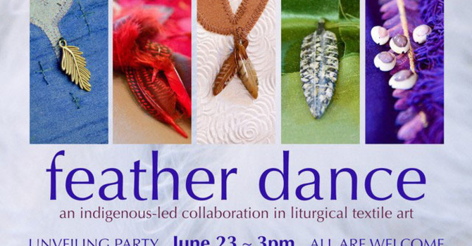 Feather Dance - Unveiling Party