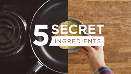 5 Secret Ingredients