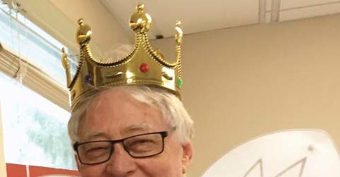 Happy Retirement to Randolph Bruce