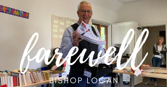 Bishop Logan Retires image