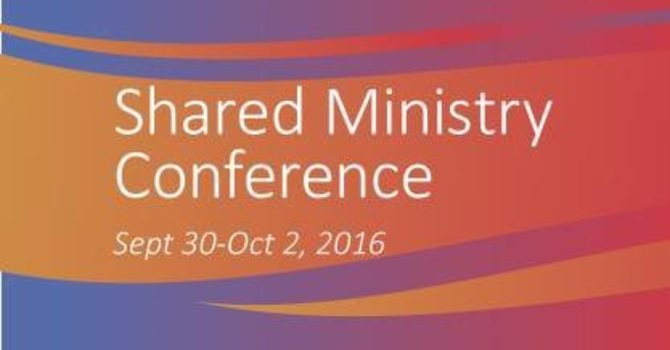 Shared Ministry Conference image