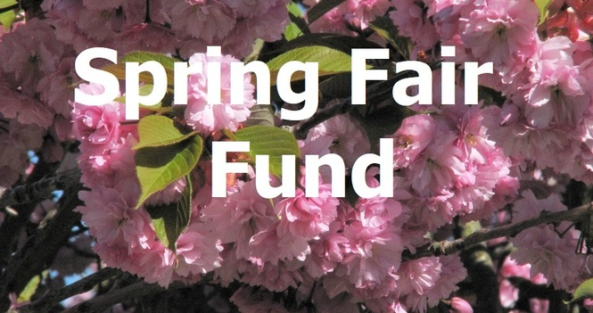 Spring Fair Fund Update - $4,324.45