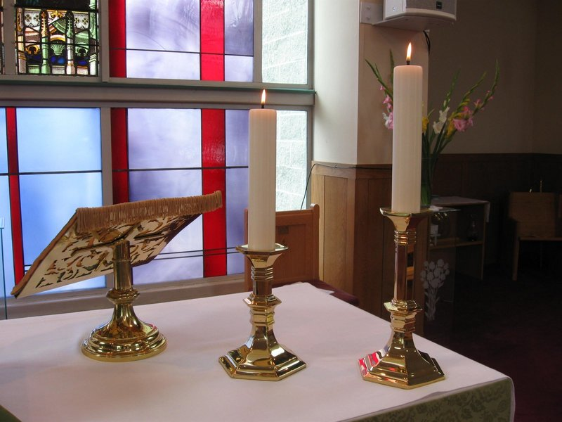 St. John's Sunday Service Broadcast May 3, 2020