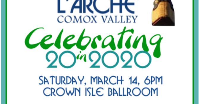 L'Arche Celebrates 20 Years image