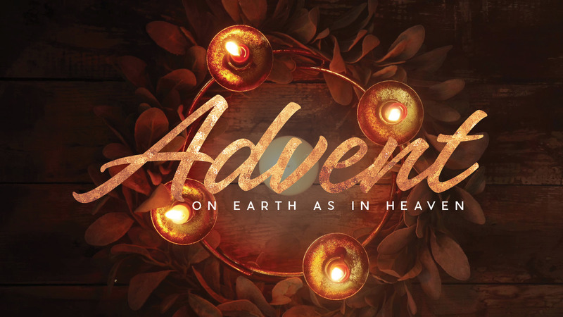 Advent, Promise & the Gift of Holy Time