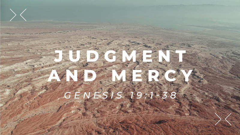 Judgment and Mercy