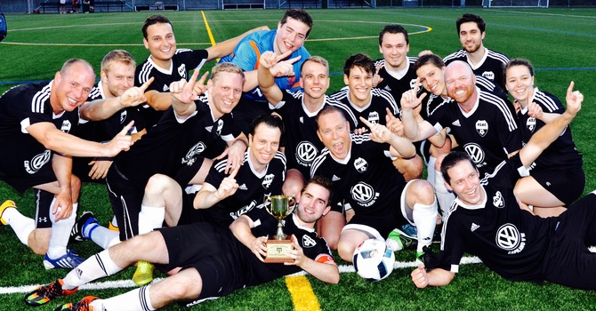 NSAC Soccer ... BCCSL Div2 Cup Champions 2016!!! image